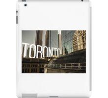 Toronto - Some buildings idk iPad Case/Skin
