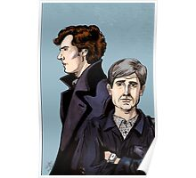 Consulting Detectives Poster