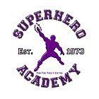 Superhero Academy by macaulay830