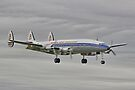 """The Lockheed Constellation (""""Connie"""") Arrives At Farnborough ! - HDR by Colin J Williams Photography"""