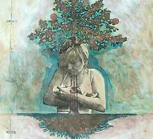 Cradling the Roots of my Spirit by Elizabeth D'Angelo