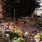 Miniature Railway Garden in Dunning, Scotland by ElsT