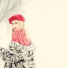 Lady in Red - Fashion Photography by mlleruta