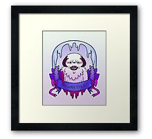 Imma Wampa Your Butt Framed Print