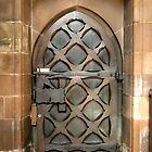 Church Door by Gillian Marshall