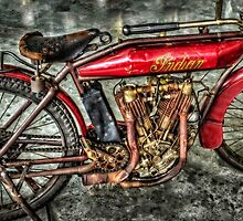 1912 Indian Motorcycle by thomr