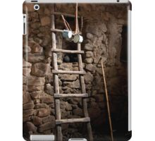 Ladder and Cups iPad Case/Skin
