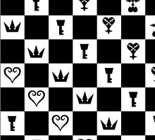 Kingdom Checkmate by aejames