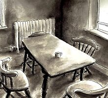 Tea For One by Philip Mastrippolito