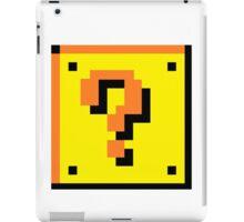 Mario Brothers Mystery Box iPad Case/Skin