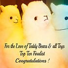 *New Banner - For the Love of Teddy Bears & all Toys* by EdsMum
