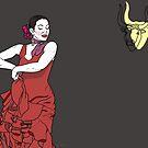 Flamenco Free by GretelGirl