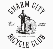 Baltimore Bicycle Club by smashtransit