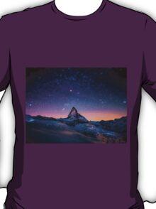Montain Galaxy T-Shirt