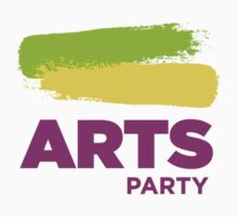 Arts Party T-Shirt Kids Clothes