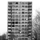 Wadeford Close , Ancoats, Manchester by sidfletcher