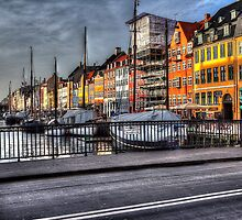 Copenhagen colours by DONATAS JARAS
