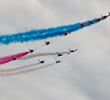 Royal International Air Tattoo Calendar by James Biggadike
