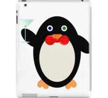 Happy Hour Penguin iPad Case/Skin