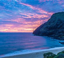 Makapuu Sunrise 2 by Leigh Anne Meeks