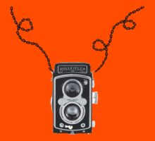 Retro Rolleiflex Design by Steve's Fun Designs