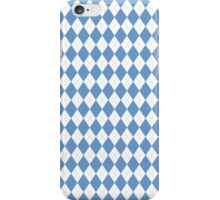 UNC Argyle Carolina Blue Tarheel iPhone Case/Skin