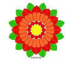 FLOWER FIGURES 01 by RainbowArt