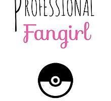 Professional Fangirl - Pokémon by pinkpunk83
