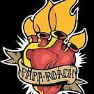 Papa Roach - Burning Heart by blackstarshop