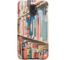 Library Time Samsung Galaxy Case/Skin