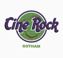Cine Rock Gotham by gimbolo