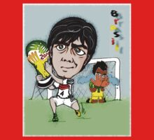 Fifa word cup 2014 - Germany winning! by margottina