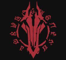 Darksiders Symbol (Red) by Greytel