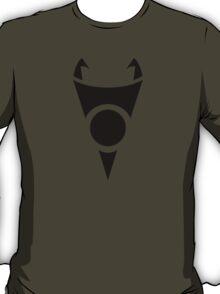 Irken Invader Symbol (Black) T-Shirt