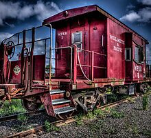 The Old Caboose by thomr