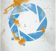 Portal Aperture Science by dylanwest2010