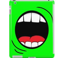 Monster Mouth iPad Case/Skin