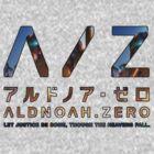 Aldnoah.Zero アルドノア・ゼロ Logo Color by mixiemoon