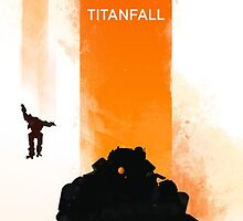 Standby For Titanfall Video Game Art TALL by dylanwest2010