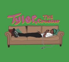 Tyler, The Creator on a couch T-Shirt