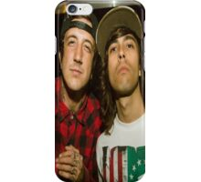 Vic, And Austin  iPhone Case/Skin