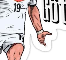 Mario Götze! Sticker