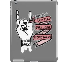 Fight Back! iPad Case/Skin