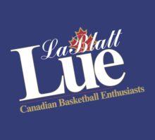 LaBlatt Lue - Canadian Basketball Enthusiasts by firejonbarry