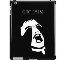 GoT Eyes? Oberyn Martell iPad Case/Skin