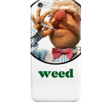 Weedish Chef iPhone Case/Skin