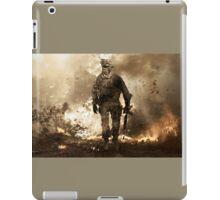 Modern Warfare 2 iPad Case/Skin