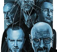 Breaking Bad by imLXZ