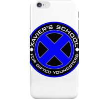 Gifted school iPhone Case/Skin