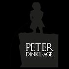 Peter having a Dinkl-age by whaleofatime